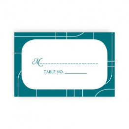 Camryn Seating Cards