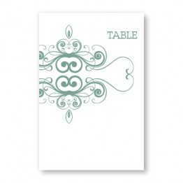 Livy Table Cards