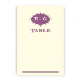 Laine Table Cards