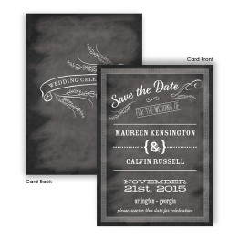 Margo Save The Date Cards
