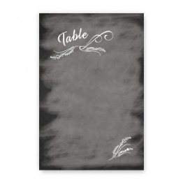 Margo Table Cards