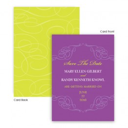 Reese Save The Date Cards