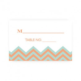 Frances Seating Cards