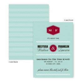 Monroe Save The Date Cards