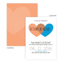 Harper Save The Date Cards