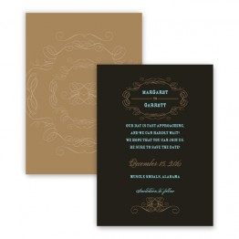 Fallon Save The Date Cards