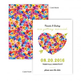 Maysie Save The Date Cards