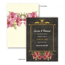 Tatum Save The Date Cards