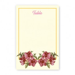 Tatum Table Cards