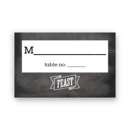 Reyna Seating Cards