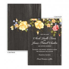 Karina Save The Date Cards