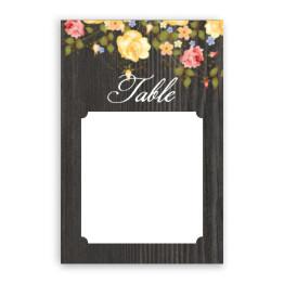 Karina Table Cards