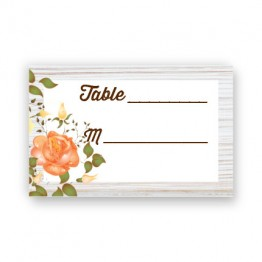 Arianna Seating Cards