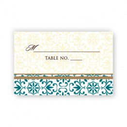 Florence Seating Cards