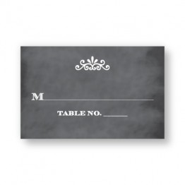 Tarryn Seating Cards