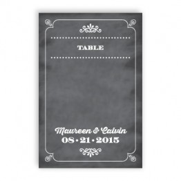 Tarryn Table Cards
