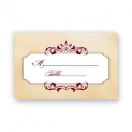 Greta Seating Cards