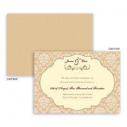 Lindsey Save The Date Cards