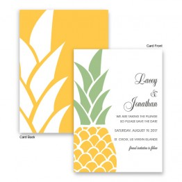 Juliette Save The Date Cards