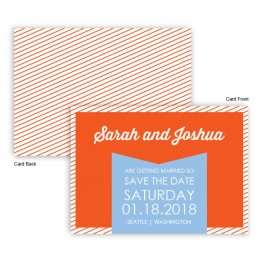 Anya Save The Date Cards