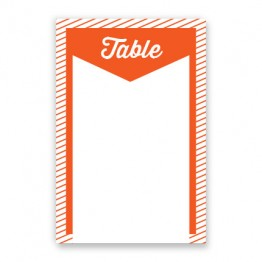 Anya Table Cards
