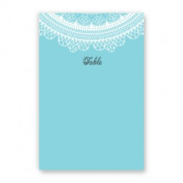 Stella Table Cards