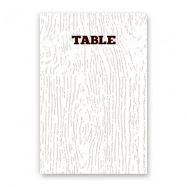 Ingrid Table Cards