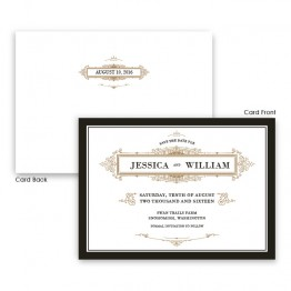 Clara Save The Date Cards