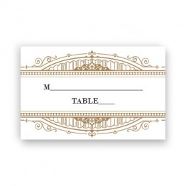 Clara Seating Cards