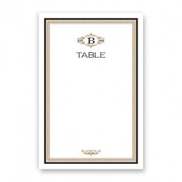 Rory Table Cards