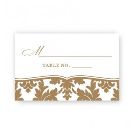 Harlow Seating Cards