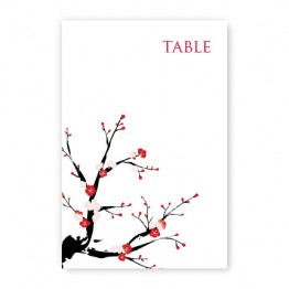 Abigail Table Cards