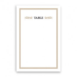 Laura Table Cards