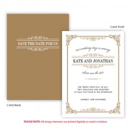 Skyla Save The Date Cards