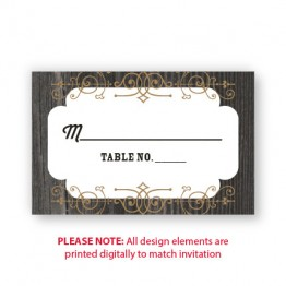 Helena Seating Cards