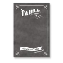 Jenny Table Cards