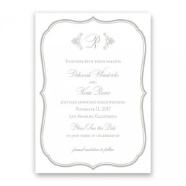 Catherine Save the Date Cards