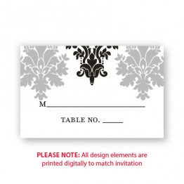 Camille Seating Cards