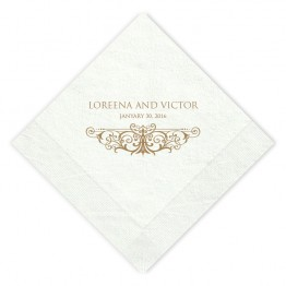Ava Luncheon Napkins