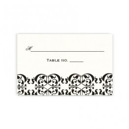 Lacey Seating Cards