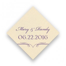 Reese Thermography Favor Tags