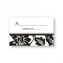 Radiant Blooms Seating Cards
