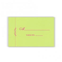 Phoebe Seating Cards