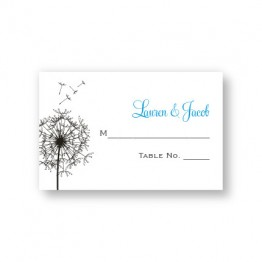 Pick a Posy Seating Cards