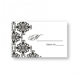 Promenade Seating Cards