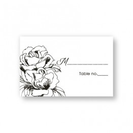 Freshly Bloomed Seating Cards