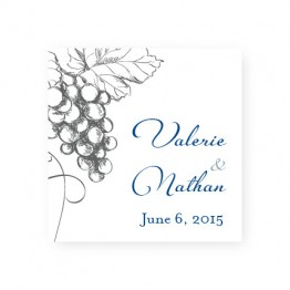 Vineyard Favor Tags