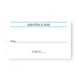 Posh Seating Cards