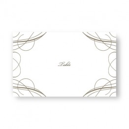 Elegance Seating Cards