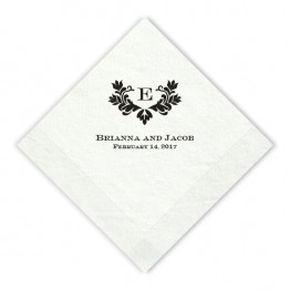 Stylish Beverage Napkins